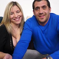 Adrian y Carla son un matrimonio de swingers que prueba en grabarse