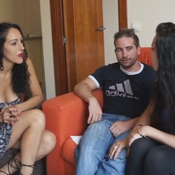 Inma y Jose probando en el porno probando cosas nuevas