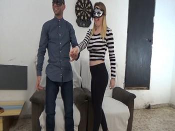 Nos gusta follar con la ropa puesta, los fetiches de Ivan y Yamilet