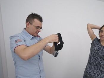 El morbazo de grabarse un video porno,Robert Lucy y la Gopro